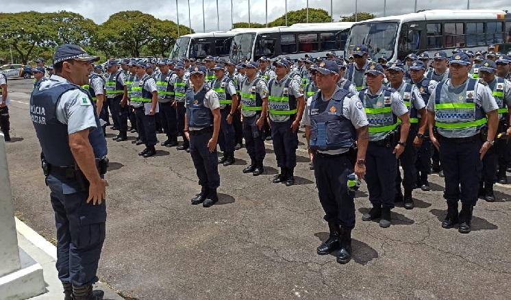 5ª Edição da Operação Soteria emprega 300 policiais