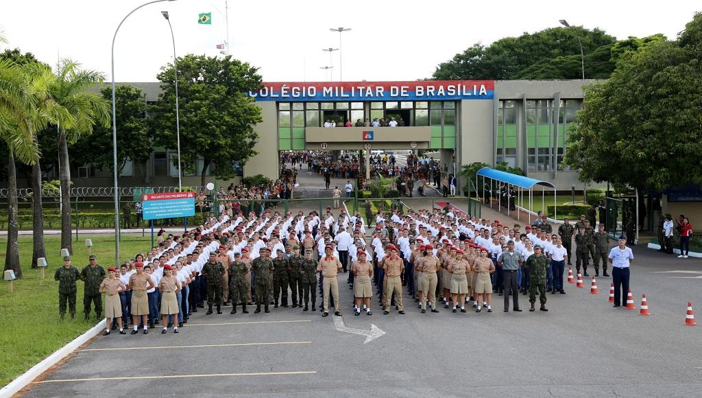 2° Edital de Seleção para Vagas do Colégio Militar de Brasília