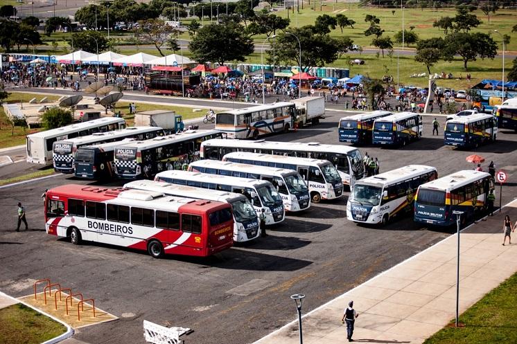 PMDF define esquema especial de segurança para carnaval do DF