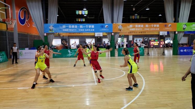 basquete feminino